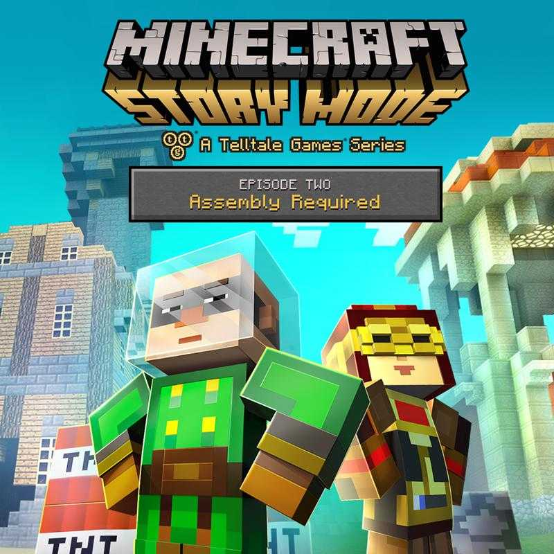 Minecraft: Story Mode - Assembly Required