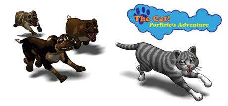 The Cat Porfirio's Adventure