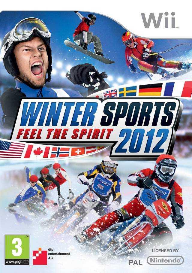 Winter Sports-Feel the Spirit 2012