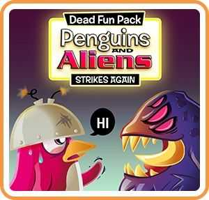 Dead Fun Pack: Penguins and Aliens Strike Again