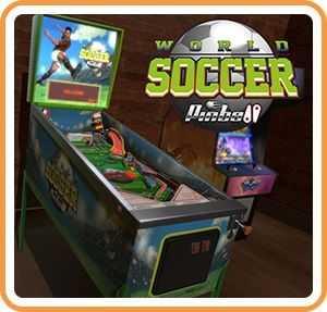 World Soccer Pinball