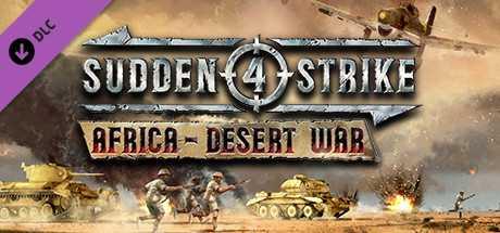 Sudden Strike 4: Africa-Desert War