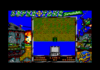 Super Tank Simulator