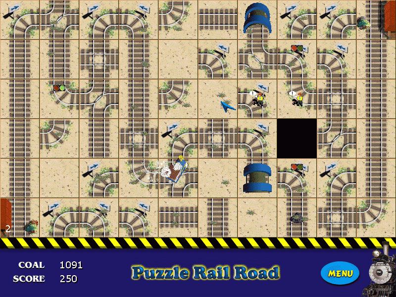 Puzzle RailRoad