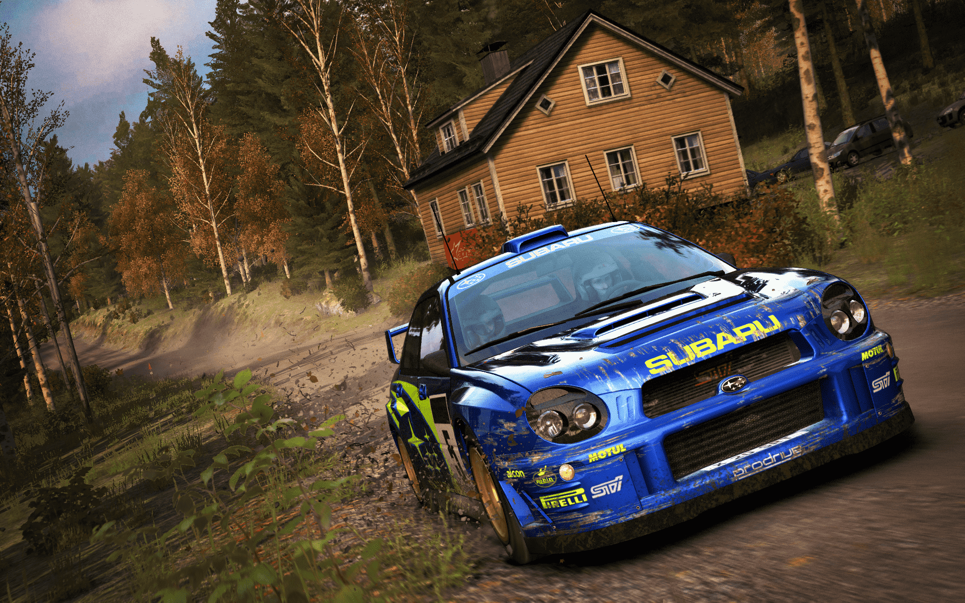 DiRT Rally: Flying Finland Pack