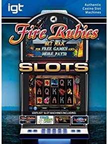 IGT Slots Fire Rubie