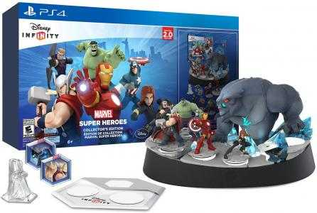 Disney INFINITY: Marvel Super Heroes (2.0 Edition) Collector's Edition