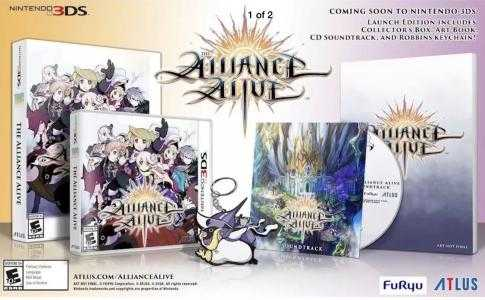 The Alliance Alive (Launch Edition)