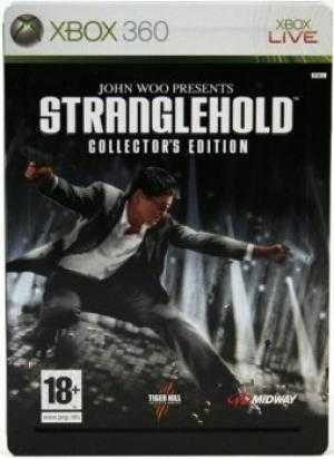 John Woo Presents Stranglehold Collector's Edition
