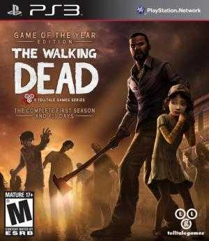 The Walking Dead: A Telltale Games Series - Game of the Year Edition