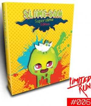 Slime-san: Collector's Edition