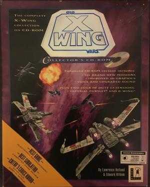 Star Wars: X-Wing Collector's CD-Rom