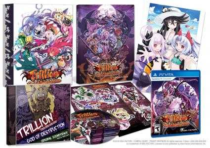 Trillion: God of Destruction Limited Edition