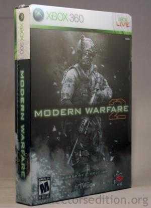 Call of Duty Modern Warfare 2 Harden Edition