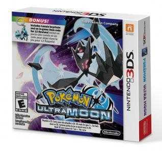 Pokémon Ultra Moon (Starter Bundle)
