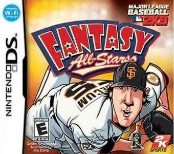 MLB 2K9 Fantasy All-Stars