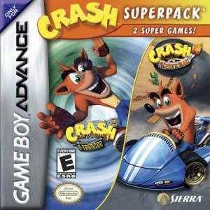 Crash Superpack: Crash Bandicoot 2 / Crash Nitro Kart