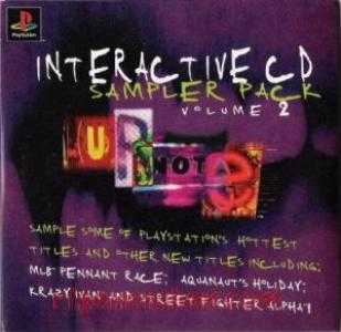 Interactive CD Sampler Pack Volume 2