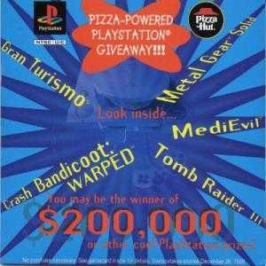 Pizza Hut Demo CD