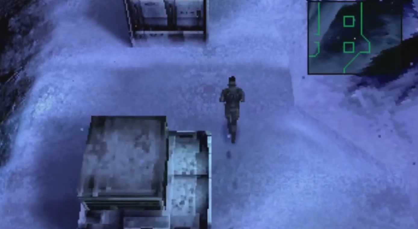 Metal Gear Solid (PSOne Classic)