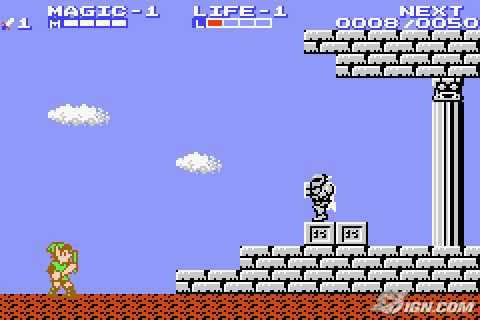 Link No Bouken - The Legend of Zelda 2