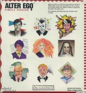 Alter Ego Female Version