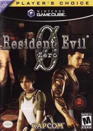 Resident Evil Zero Player's Choice