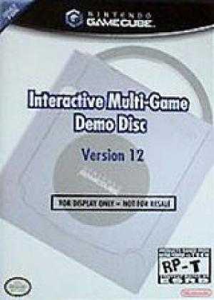 Interactive Multi-Game Demo Disc Version 12