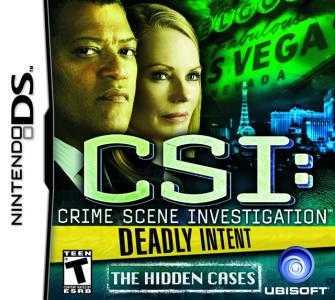 CSI: Crime Scene Investigation: Deadly Intent - The Hidden Cases