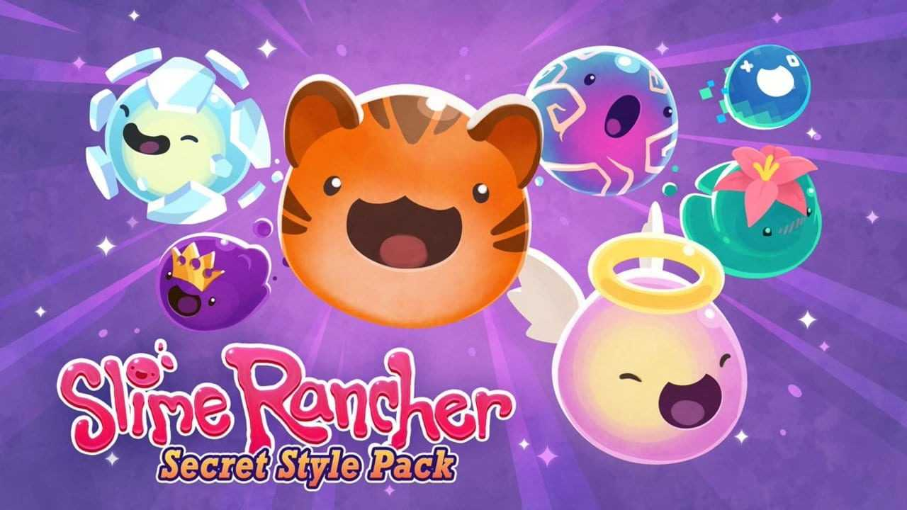Slime Rancher - Secret Style Pack