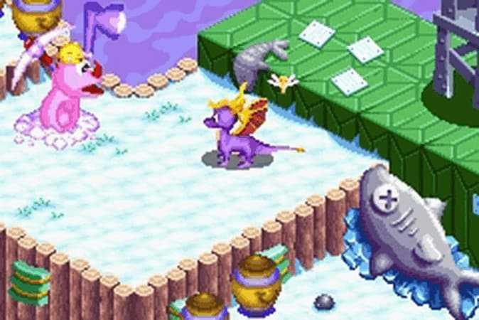 Spyro Adventures