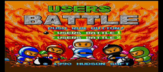 Users Battle