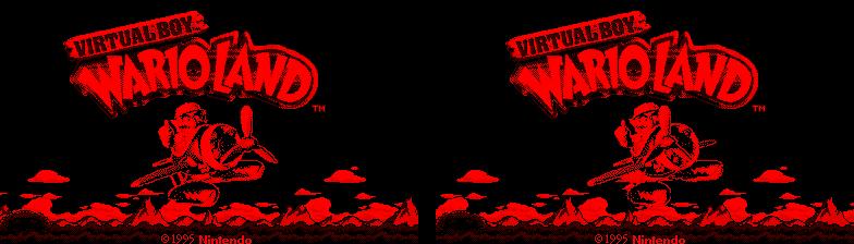 Virtual Boy Wario Land - Awazon no Hihou