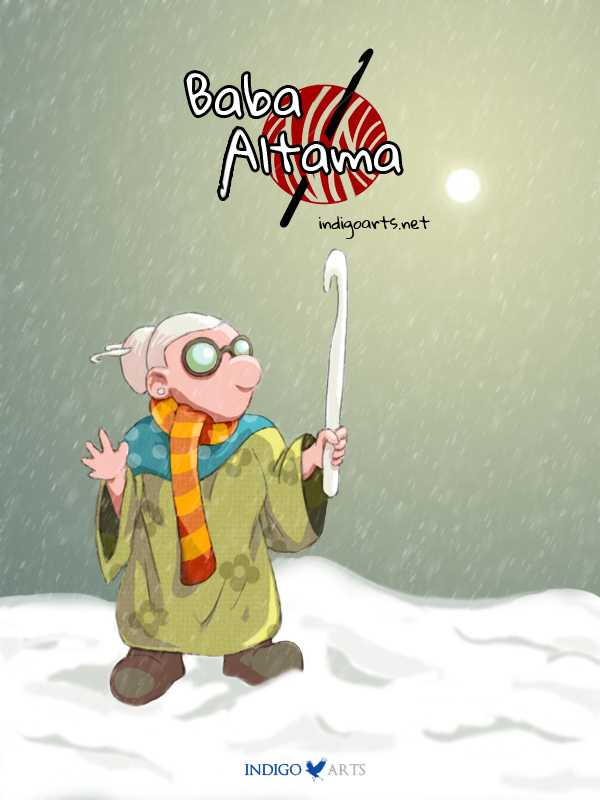 Baba Altama - 1st Stitch