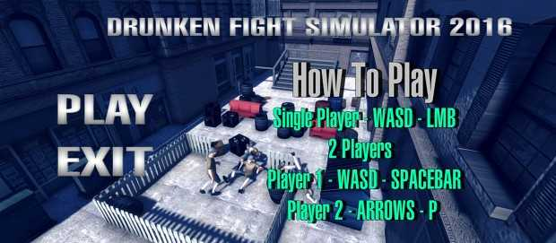 Drunken Fight Simulator 2016