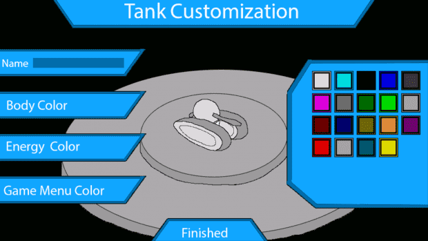 Gladiator tanks