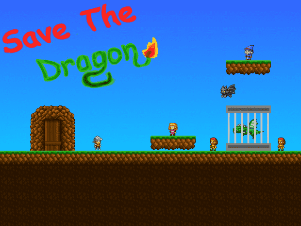 Save The Dragon