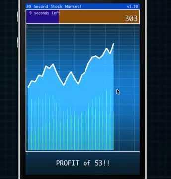 30 Second Stock Market