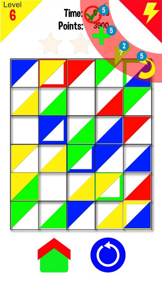 Triangles Squared
