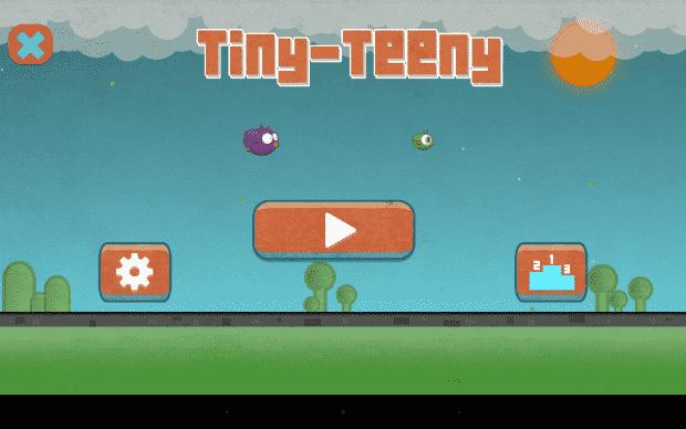 Tiny Teeny : The Twin Birds