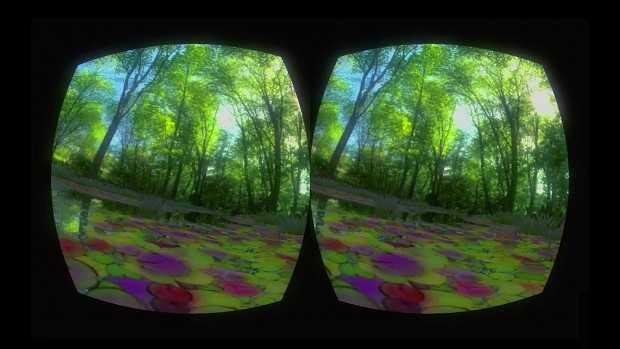 Eden River - An Oculus Rift Relaxation Experience
