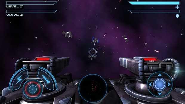 Orbital Blaster