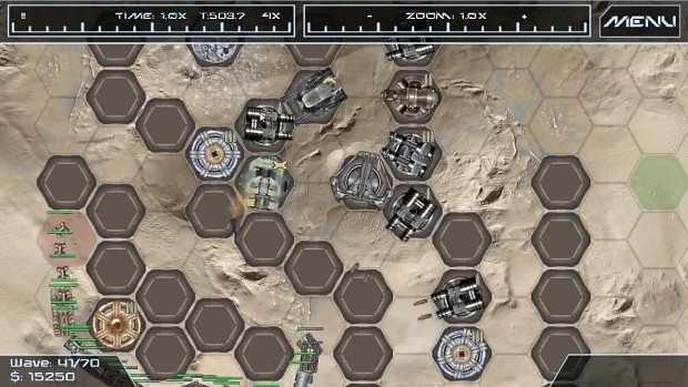 Psyfire Tower Defense