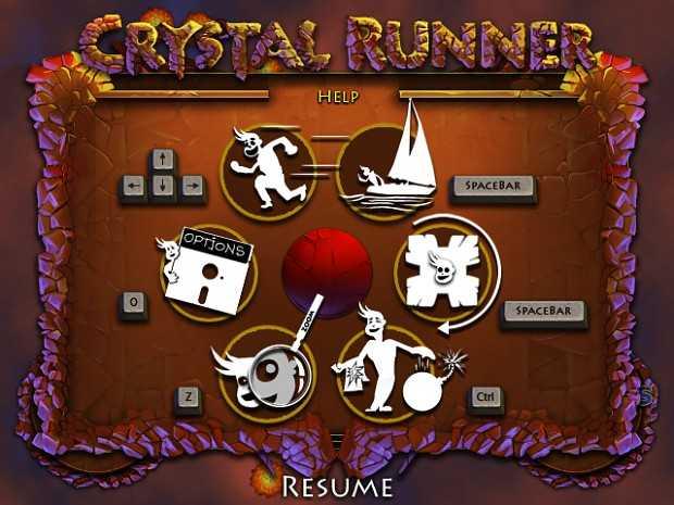 Crystal Runner