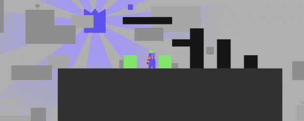 Pers  - Perspective Puzzle Platformer -