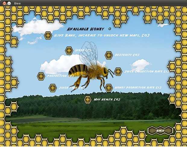 Bee, The Brave Honey Maker