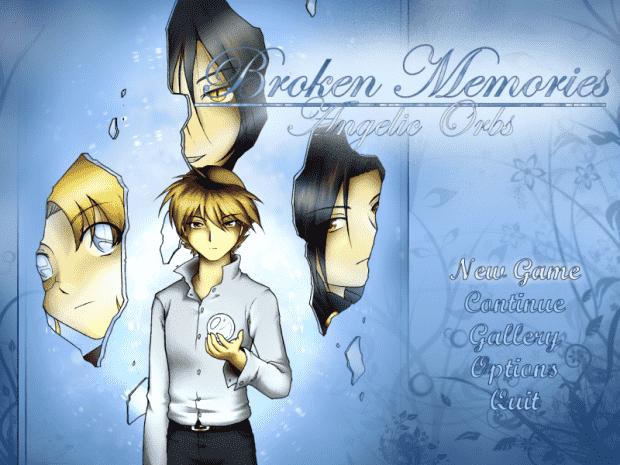 Angelic Orbs: Broken Memories