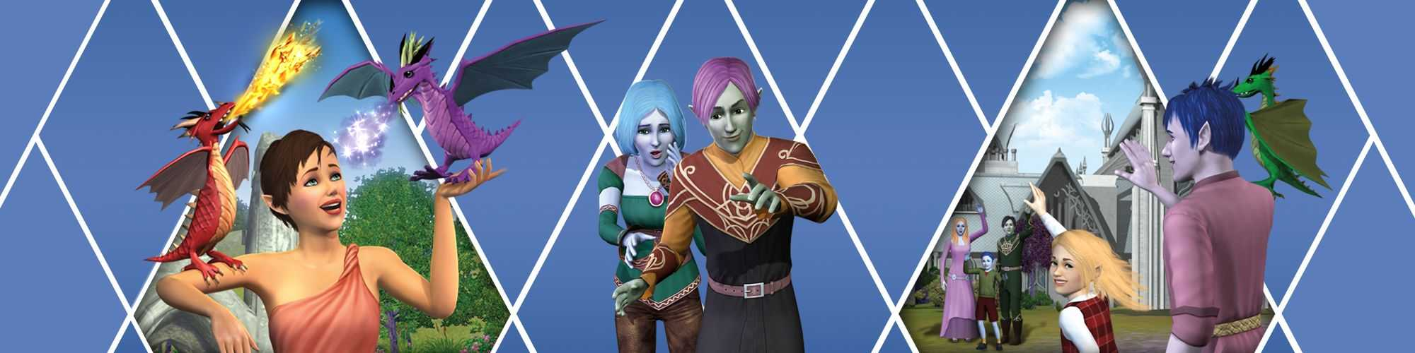 The Sims 3 Dragon Valley Gold Edition