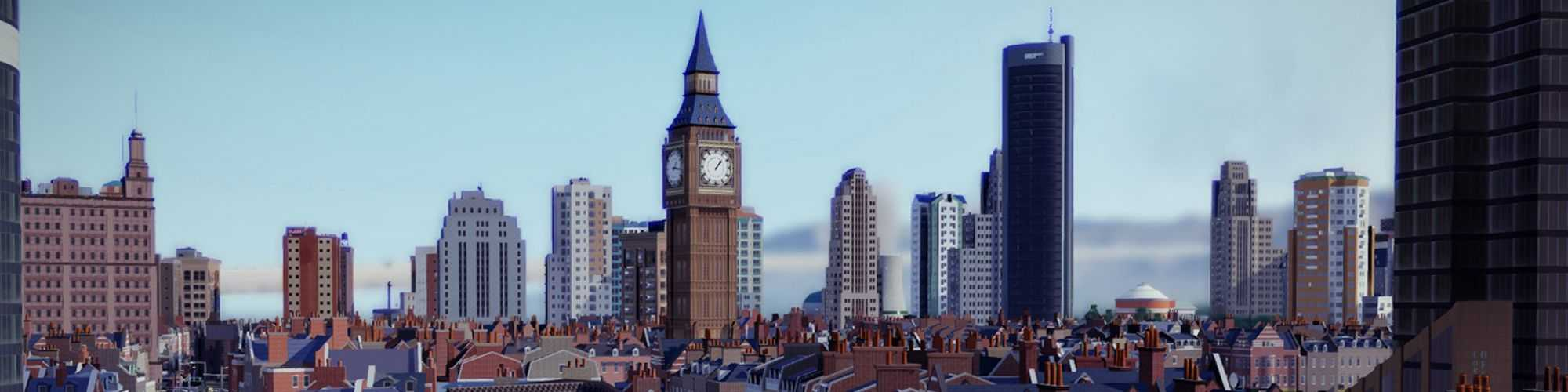 Simcity: British City Set