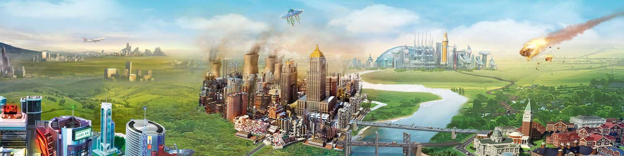 SimCity Digital Deluxe Upgrade Pack